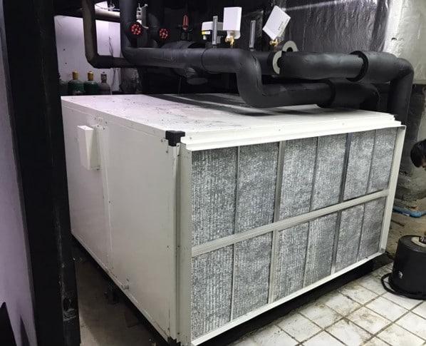 Air Handling Unit Installation